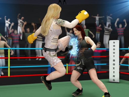Kick Boxing Games: Boxing Gym Training Master  screenshots 8