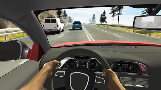 Racing in Car 2 1.3 screenshots 3