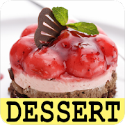 Dessert recipes free app offline with photo.