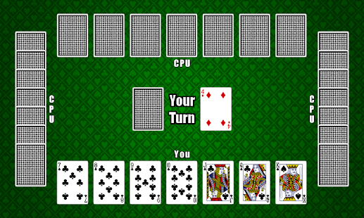 Ultra Rummy - Play Online Screenshot