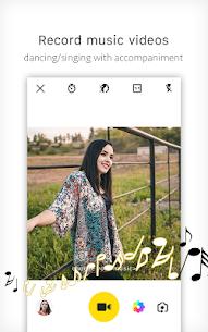 V Camera-Beauty Camera Premium Apk Music Video, PIP 4