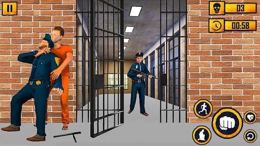 Prison Escape- Jail Break Grand Mission Game 2021  Screenshots 1
