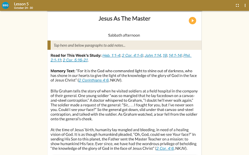 SDA Sabbath School Quarterly 5.0.231 Screenshots 9