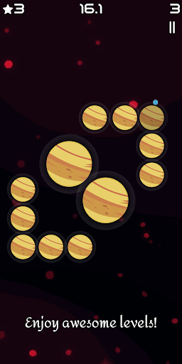 Orbity - Free Space Casual Planets Jump 1.0.2 screenshots 2