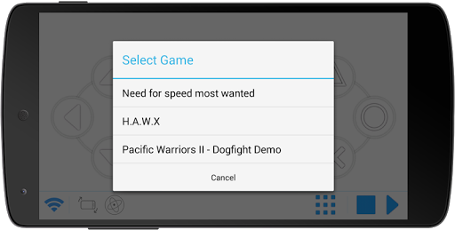 Mobile Gamepad ss2