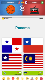 Flags of the World 2: Map - Geography Quiz 1.4.2 Screenshots 6