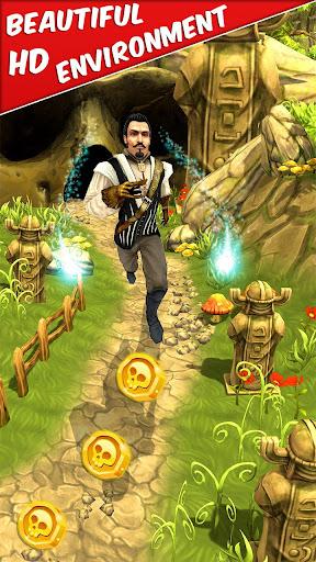 Scary Temple Princess Jungle Run 2020 Screenshot 1