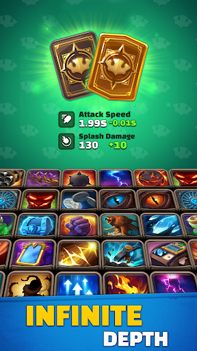 Random Card Defense : Battle Arena 1.0.30 screenshots 7