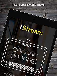 iStream Radio - FM, DAB & Internet Radio Screenshot