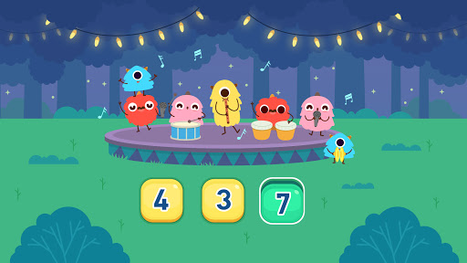 Dinosaur Math Adventure - Learning games for kids 1.0.3 screenshots 4