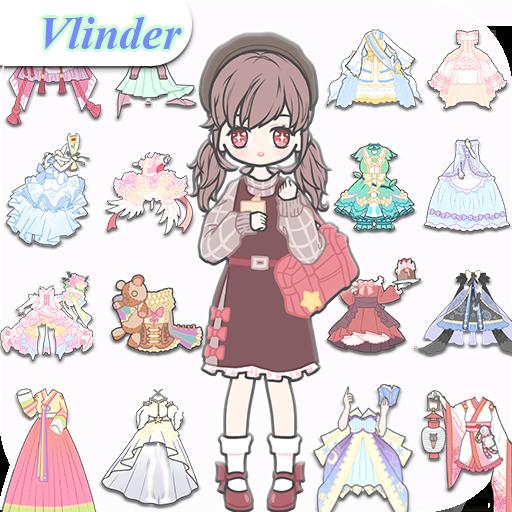 Vlinder Life: Dress up Games Avatar&Fashion