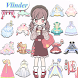 Vlinder Life:ファッション着せ替え ゲームキャラメーカー - Androidアプリ
