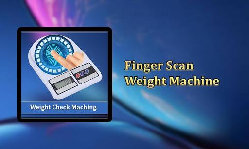 Body Scanner- Weight Check Machine Simulator Prank modavailable screenshots 1
