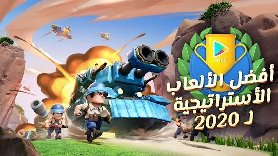تحميل لعبة Top War: Battle Game مهكرة للاندرويد [آخر اصدار] 1