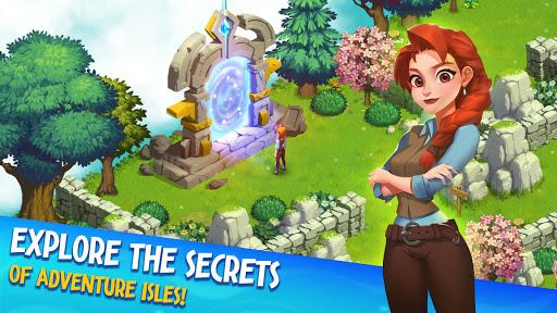 Adventure Isles: Farm, Build, Explore, Simulation  screenshots 1
