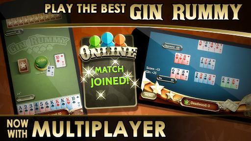 Code Triche Gin Rummy mod apk screenshots 6