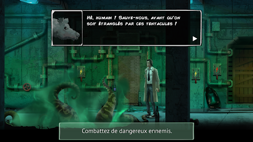 Code Triche Unholy Adventure: D'aventure point and click jeux (Astuce) APK MOD screenshots 3