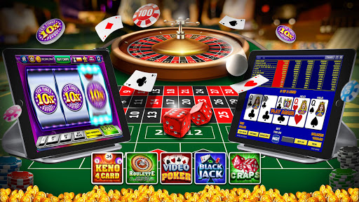 7Heart Casino - FREE Vegas Slot Machines! apkpoly screenshots 7