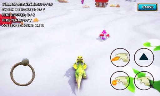 Little Dragon Heroes World Sim Apkfinish screenshots 14