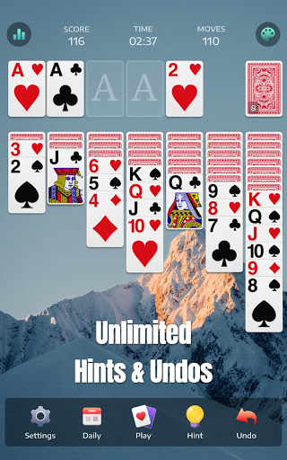 Solitaire - Classic Card Game, Klondike & Patience 1.0.0-21061246 screenshots 20