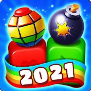 Toy Cubes Pop 2021