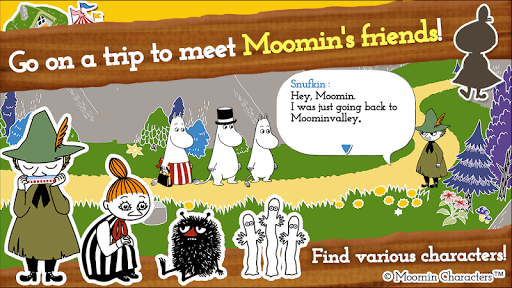 MOOMIN Welcome to Moominvalley screenshots 15