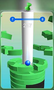 Happy Stack Ball-crush helix jump 1.4.0 Screenshots 2