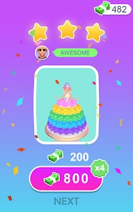 Icing On The Dress For Android (MOD, Unlimited Money) 3