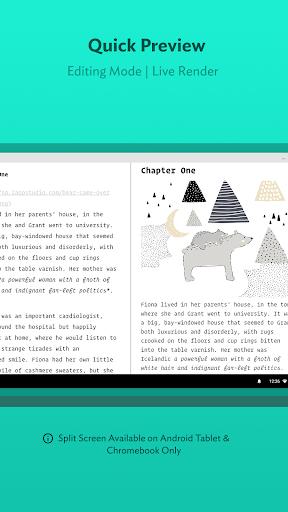 JotterPad - Writer, Screenplay, Novel 12.11.0D-pi Screenshots 3