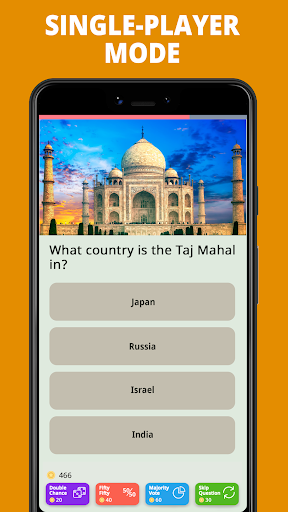 Free Trivia Game. Questions & Answers. QuizzLand. 2.0.201 screenshots 3