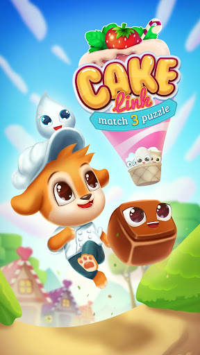 Cake Crush Link Match 3 Puzzle Game 1.1.0 screenshots 1