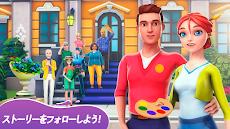 ギャラリー: 数字で色塗り&ホームデコレーションゲーム (Gallery)のおすすめ画像5