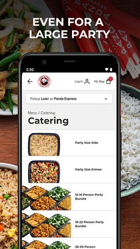 Panda Express screenshots 5