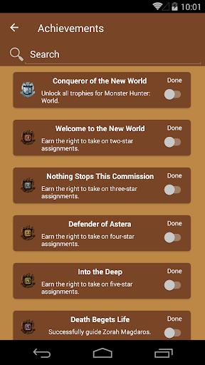 MHW Companion  screenshots 7