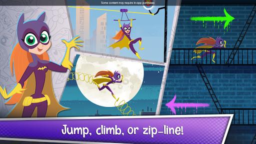dc super hero girls blitz screenshot 2