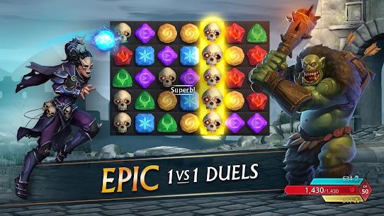 Puzzle Quest 3 – Match 3 Battle RPG Mod 0.37.0.12730 Apk (Unlimited Money) 2