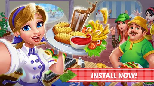 Cooking World Girls Games Fever & Restaurant Craze 1.11 Screenshots 11