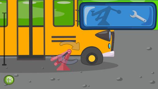 kids school bus adventure screenshot 3