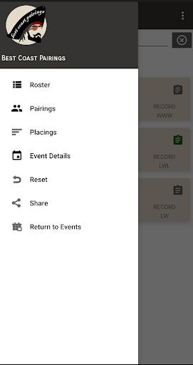 BCP Tournament Organizer  Screenshots 2