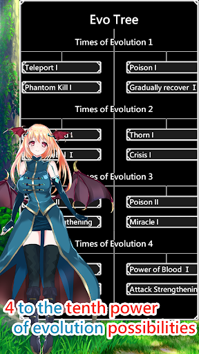 Slime Evolutionary Path - Strategy idle game  screenshots 1