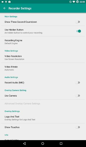ADV Screen Recorder  Screenshots 13
