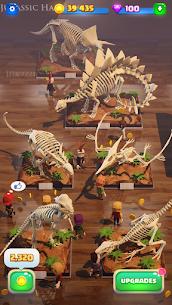 Dinosaur World MOD APK: My Fossil Museum (Unlimited Money) 1