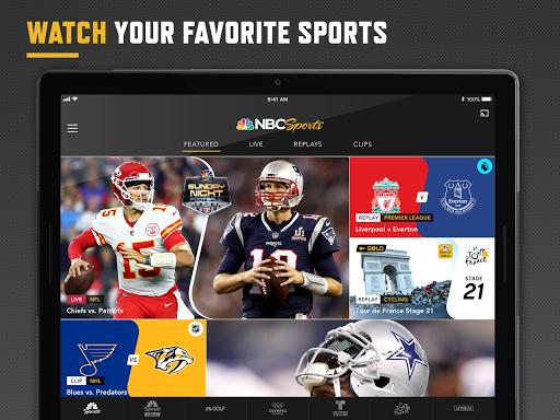 NBC Sports 8.1.7 Screenshots 11