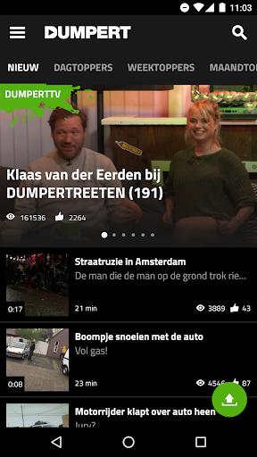Dumpert 4.6.5 screenshots 1