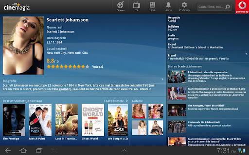 Cinemagia Tab - program TV For PC Windows (7, 8, 10, 10X) & Mac Computer Image Number- 9