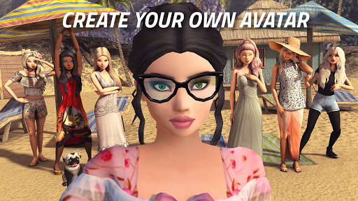Avakin Life - 3D Virtual World goodtube screenshots 7