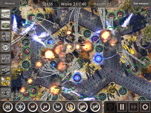 Defense Zone 3 HD 1.4.4 screenshots 5