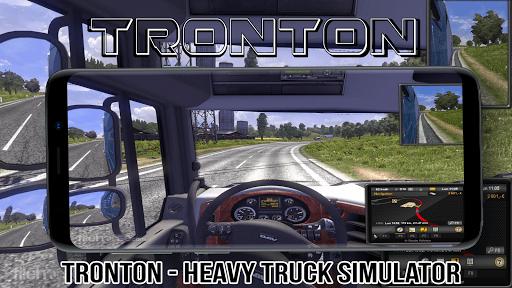 TRONTON - Heavy Truck Simulator Tycoon 1.1.0 screenshots 3