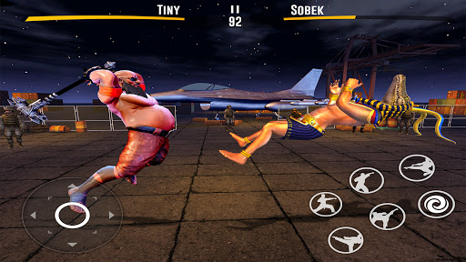 Kung fu fight karate Games: PvP GYM fighting Games  screenshots 11