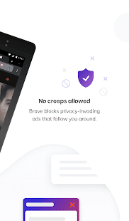 Brave Private Browser: Secure, fast web browser 1.27.111 Screenshots 9